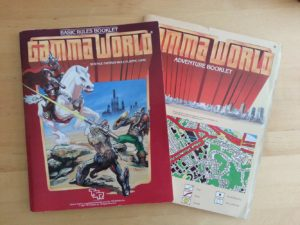 Gamma World 2 2