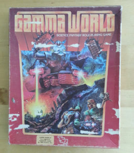 Gamma World 2